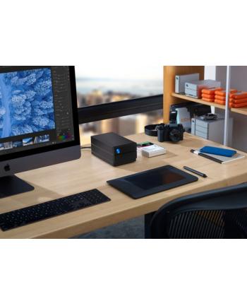 Dysk zewnętrzny LaCie 2big RAID, 3,5'', 4TB, USB 3.1
