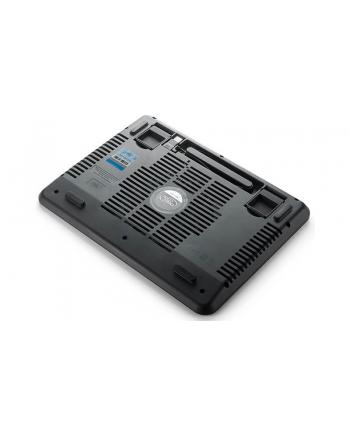 Deepcool Chłodzenie notebooka N17 BLACK, kompatybilne z notebookami 14'' i niżej