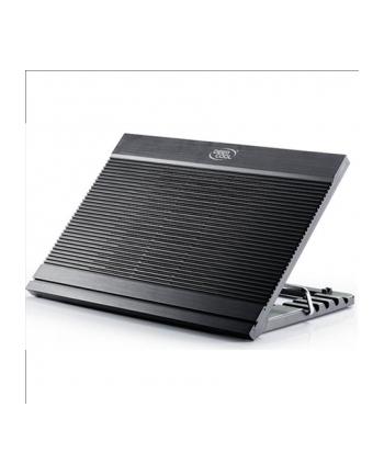 Deepcool Chłodzenie notebooka N9 BLACK, kompatybilne z notebookami 17'' i niżej