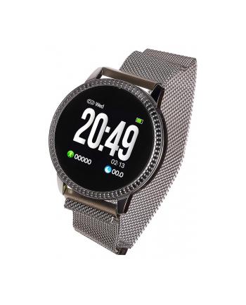 Smartwatch, Garett Woman Klara srebrny