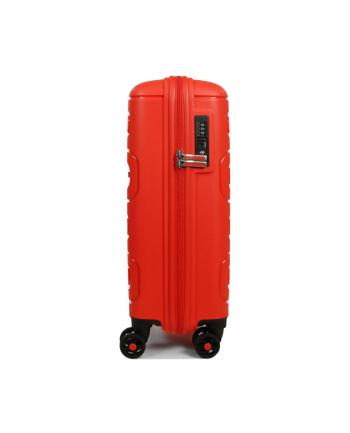 Spinner AT SAMSONITE 51G00001 SUNSIDE-55/20 TSA ,bagaż,4 kółka, czerwony