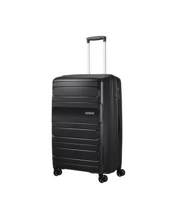 Spinner AT SAMSONITE 51G09003 SUNSIDE-77/31 EXP,TSA  bagaż,4 kółka,czarny