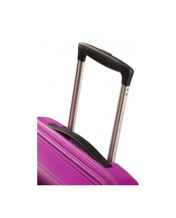 Spinner AT SAMSONITE 51G91001 SUNSIDE-55/20 TSA, bagaż,4 kółka, ultrafiolet