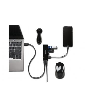 Hub USB Kensington USB 3.0 4-Port Hub + Charging
