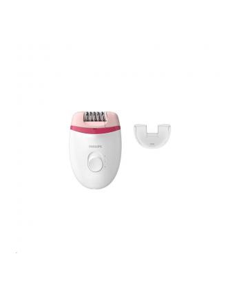 Depilator elektryczny Philips Satinelle Essential BRE235/00 (kolor biały)