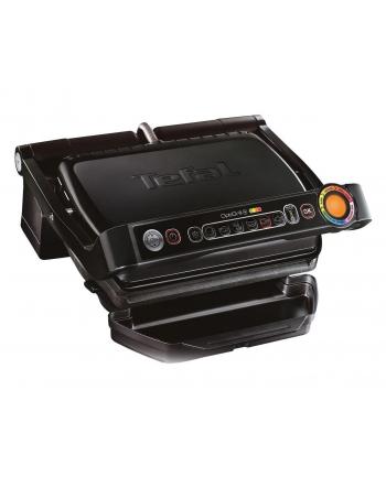 Grill elektryczny Tefal GC 7128 (składany; 2000W; kolor czarny)