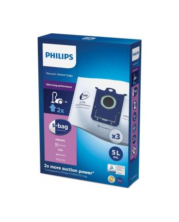 Worki do odkurzacza AEG  Electrolux  Philips (Materiał syntetyczny; Philips FC8027/01; 3 szt.)