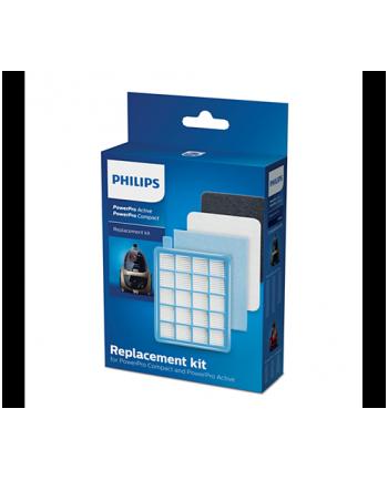 Zestaw filtrów do odkurzacza Zestaw filtrów Philips FC8058/01