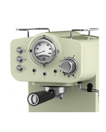 Ekspres ciśnieniowy Swan SK22110GN (1100W; kolor zielony)