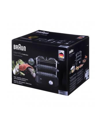 Parowar Braun FS 5100 BK ( czarny )