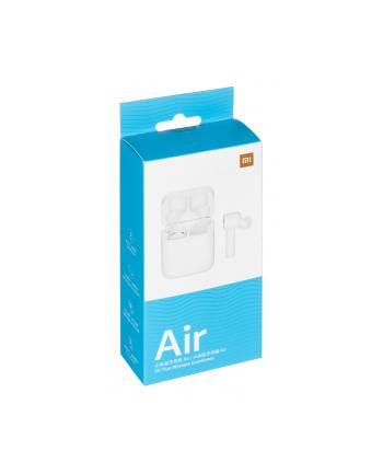 Słuchawki bezprzewodowe Xiaomi Mi Air Wireless Earphones (douszne; Bluetooth; TAK; kolor biały)