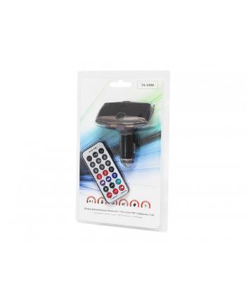 Transmiter FM FM do gniazda samochodowej zapalniczki BLOW 74-149# (Bluetooth)