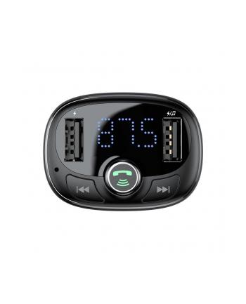 Transmiter FM FM Baseus ENOCK S07 CCALL-TM01 (MicroSD  USB 20)