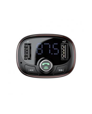 Transmiter FM FM Baseus ENOCK S07 CCALL-TM12 (MicroSD  USB 20)