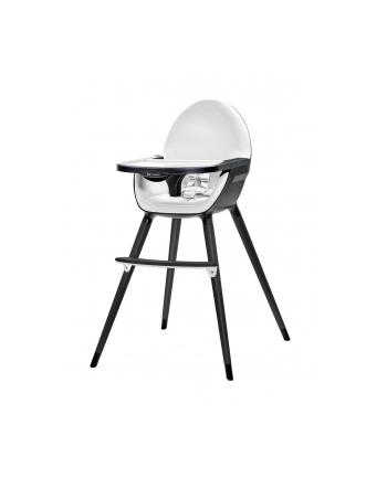 Krzesełko do karmienia KinderKraft Funi Full KKKFINIFBLK000 (kolor czarny)