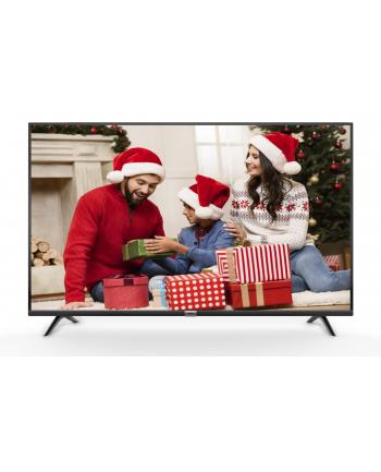 Telewizor 50  4K TCL 50DP600 (4K 3840x2160; SmartTV; DVB-C  DVB-S2  DVB-T2)
