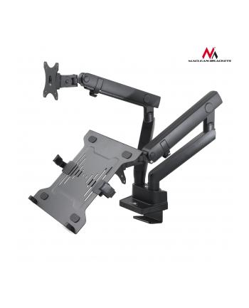 Uchwyt biurkowy Maclean MC-813 (biurkowy; 32  - 17 ; max 16 kg)