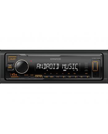 Radioodtwarzacz samochodowe KENWOOD KMM-105AY (USB + AUX)