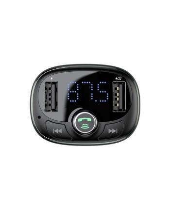 Transmiter FM Baseus CCALL-TM0A (MicroSD  USB 20)