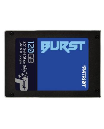 Dysk Patriot Memory Burst PBU120GS25SSDR (120 GB ; 25 ; SATA III)