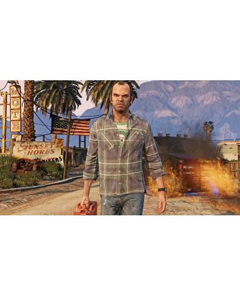 rockstar north Gra Grand Theft Auto V (wersja BOX; Blu-ray; DE  ENG  PL - kinowa; od 18 lat)