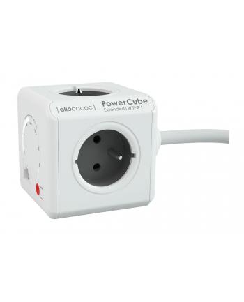 Rozgałęziacz allocacoc PowerCube Extended WiFi 9720/FREXWF (1 5m; kolor szary)