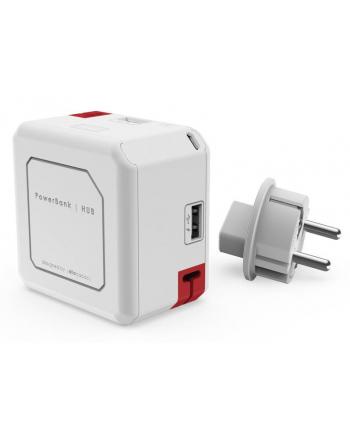 Allocacoc Rozgałęźnik PowerUSB Portable