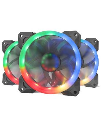 Zestaw wentylatorów REDRAGON RGB GC-F008