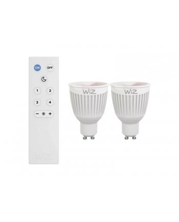 Żarówka LED Brak danych WiZ GU10 WiZ35 TR S (Reflektor; 345 lm; RGB - Multikolor; 65 W / GU10)