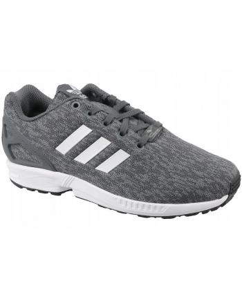 Buty sportowa Adidas ZX Flux J BY9833 (uniwersalne; 38; kolor szary)
