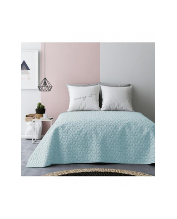 Narzuty dwustronna Room99 200X220 LM (200x220 cm; kolor miętowy)