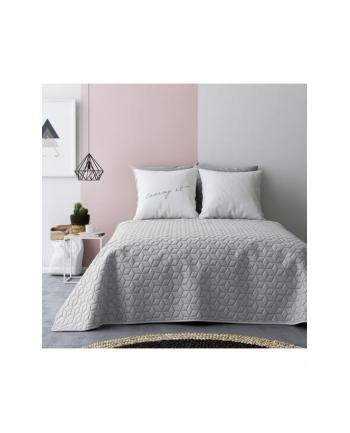 Narzuty dwustronna Room99 200X220 LM (200x220 cm; kolor szary)