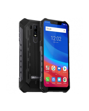 Smartfon Ulefone Armor 6 (6 2 ; 2246×1080; 128GB; 6GB; kolor czarny )