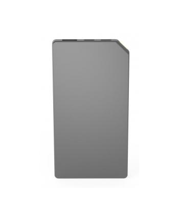 Power Bank allocacoc Slim Aluminium 10528GY/PWBK50 (5000mAh; Lightning  microUSB; kolor grafitowy)