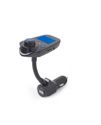Transmiter FM FM do gniazda samochodowej zapalniczki GEMBIRD BTT-01 (AUX  USB 20)