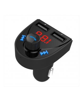 Transmiter FM FM do gniazda samochodowej zapalniczki GEMBIRD BTT-03 (USB 31)