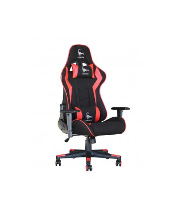 Fotel gamingowy GEMBIRD Scorpion GC-SCORPION-02 (kolor czarny)