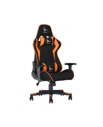 Fotel gamingowy GEMBIRD scorpion GC-SCORPION-04 (kolor czarny)