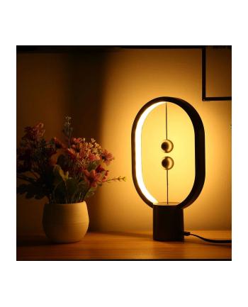 Allocacoc Lampa Heng Balance Ellipse USB-C czarna