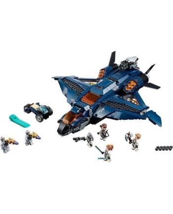 LEGO 76126 SUPER HEROES Wspaniały Quinjet Avengersów p3