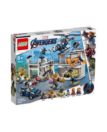 LEGO 76131 SUPER HEROES Bitwa w kwaterze Avengersów p4
