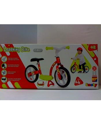 Rowerek biegowy Comfort MIXTE czerwony SMOBY