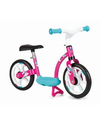Rowerek biegowy Comfort Girl różowy SMOBY