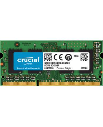 crucial Pamięć SODIMM DDR4 16GB/3200 CL22 DR x8 260pin