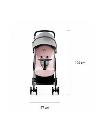 kinderkraft Wózek spacerowy Lite Up szary