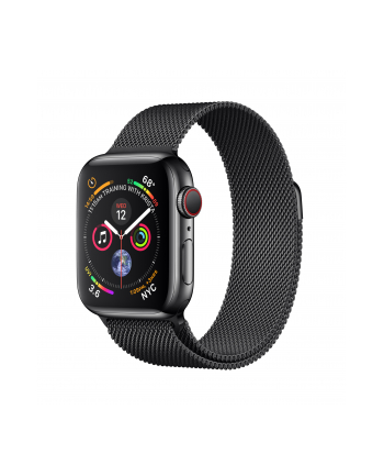 Apple Watch Series 4 40mm GPS+LTE LTE - MTVM2FD/A LTE Space black