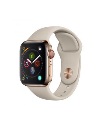 Apple Watch Series 4 40mm GPS+LTE GD/ST - MTVN2FD/A