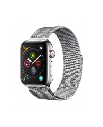 Apple Watch Series 4 44mm GPS+LTE - MTX12FD/A Milanaise Armband