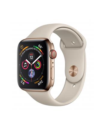 Apple Watch Series 4 44mm GPS+LTE - MTX42FD/A Gold/Stein