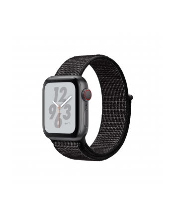 Apple Watch Series 4 Nike+ 40mm GPS+LTE - MTXH2FD/A Sport Loop Summit black